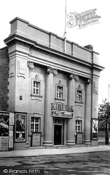 Carnforth, Kinema 1923