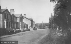 Carnforth, Lancaster Road 1906