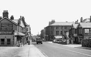 Carnforth, Lancaster Road c1955