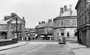 Carnforth, Market Street c1955