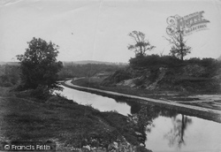 Carnforth, The Canal 1906