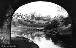 Carnforth, The Canal c.1955