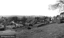 Carnforth, View From North Road c.1955