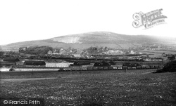 Carnforth, Warton Crag c.1955