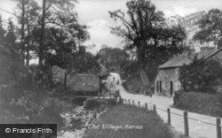 The Village c.1955, Carno