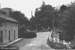 Carno, Village c.1960