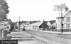 Carnwath, Main Street c.1955
