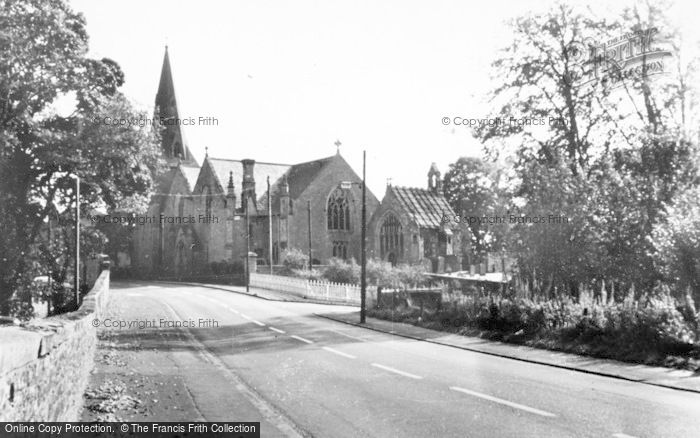Photo of Carnwath, Parish Church And St Mary's Aisle c.1955