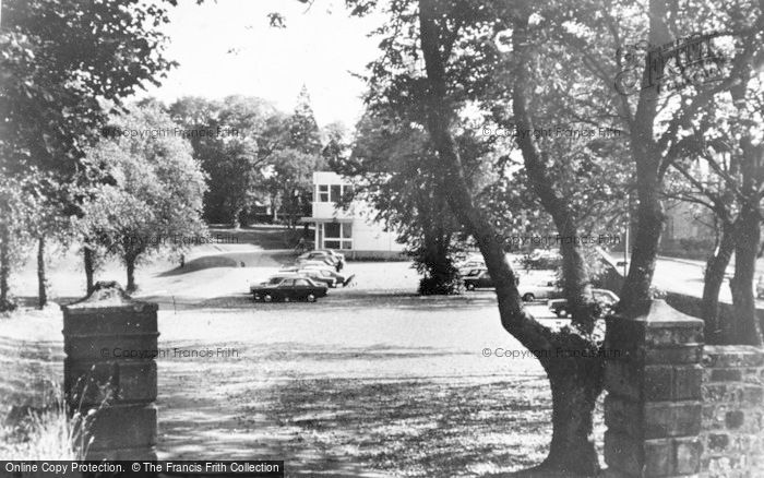 Photo of Carnwath, The Clubhouse c.1955