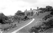 Carperby, Bear Park 1909