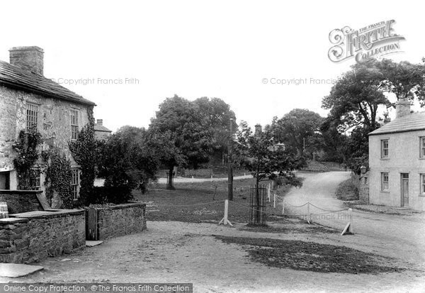 Carperby, the Village 1909