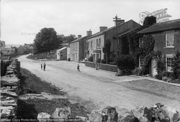 Carperby, Village 1914