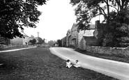 Carperby, Village 1929