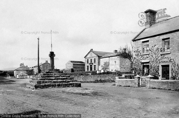 Carperby, 1889