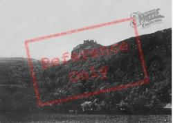 Castle c.1955, Carreg Cennen