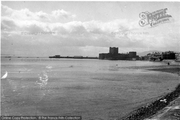 Photo of Carrickfergus, 1937