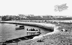 Carrickfergus, Fisherman's Quay 1897