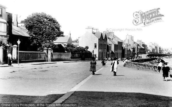 Photo of Carrickfergus, Looking North East 1897
