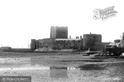 Carrickfergus, The Castle, North East 1897