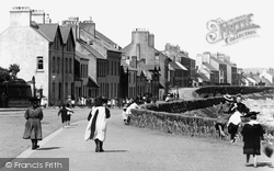 Carrickfergus, The Promenade 1897