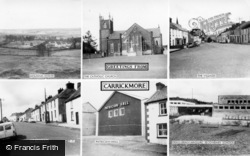 Carrickmore, Greetings From Carrickmore c.1965