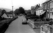 Carrog, the Village c1960