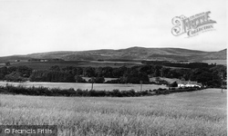 Carsethorn, Criffell c.1960