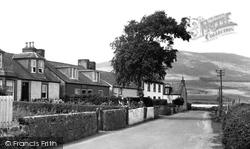 Village c.1960, Carsethorn