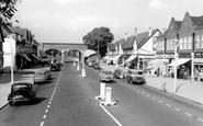 Carshalton, Banstead Road c1960