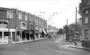 Carshalton, Benyon Road c1955