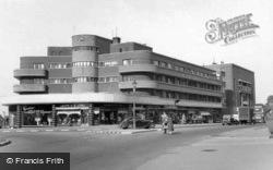 Bishopsford Road c.1955, Carshalton