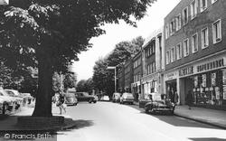 Carshalton, High Street 1964