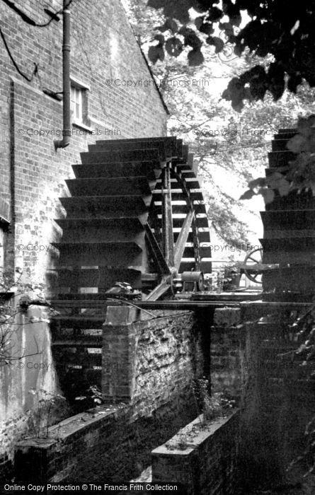 Carshalton,Mill Wheel Hall c1955,Greater London