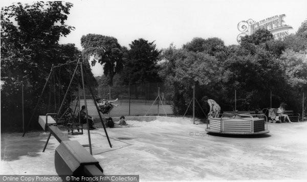Photo of Carshalton, Recreation Ground c.1965