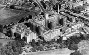 Carshalton, St Helier Hospital c1961