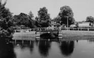 Carshalton, the Lake c1965