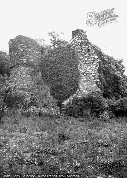 Photo of Carsluith, Barholm Castle 1951