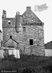 Carsluith, Castle 1951