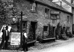 Cartmel, Ayers' Family Grocer 1914
