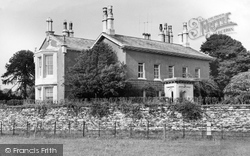 Cartmel, Aynsome Guest House c.1955