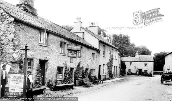 Cartmel, Cavendish Street 1914.  (Neg. 67406)  � Copyright The Francis Frith Collection 2008. http://www.francisfrith.com