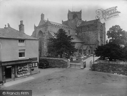 Cartmel, Devonshire Place 1929