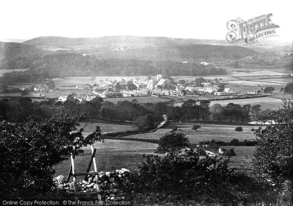 Cartmel, from Hag Lane 1897.  (Neg. 40525a)  � Copyright The Francis Frith Collection 2008. http://www.francisfrith.com