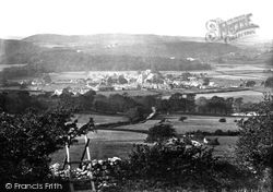 Cartmel, From Hag Lane 1897