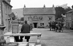 Cartmel, King's Arms Hotel 1912