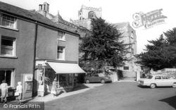 Cartmel, Lower Square c.1965