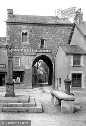 Cartmel, Priory Gateway 1914