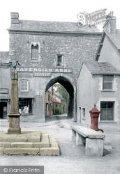Cartmel, Priory Gateway 1914