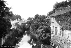 Cartmel, The Beck 1894