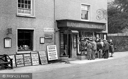 Cartmel, Ye Priory Shoppe 1929
